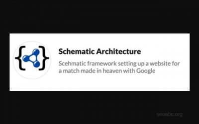 Schematic Architecture (Advanced Schema) by Rob Beal